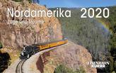 Nordamerika - Züge und Träume 2020