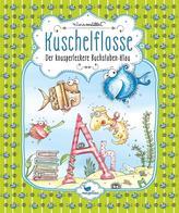 Kuschelflosse - Der knusperleckere Buchstaben-Klau - Band 5
