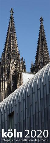 Köln 2020 - Hochformatkalender
