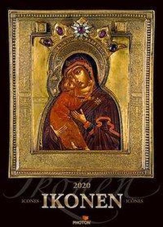 Ikonen 2020 Wandkalender